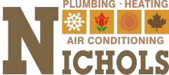 Logo, Nichols Plumbing, Heating & Cooling - Plumbing and HVAC Company